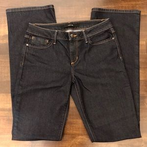 Joe's Jeans Dark Wash Curvy Bootcut